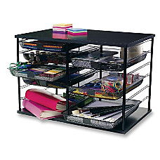 Rubbermaid 12 Compartment Desktop Organizer 16