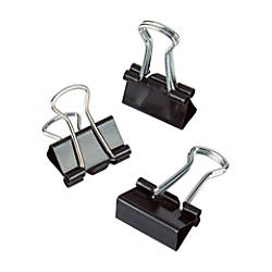 Office Depot Brand Binder Clips Mini