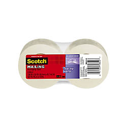 Scotch Tear By Hand Tape 2