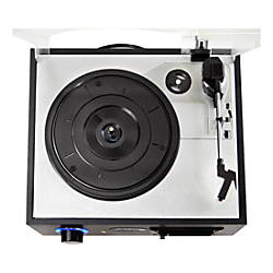 PylePro Multifunction Turntable With MP3 Recording