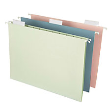 Office Depot Fashion Hanging File Folders