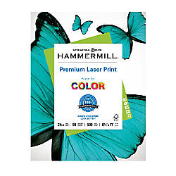 Hammermill Laser Paper Letter Paper Size