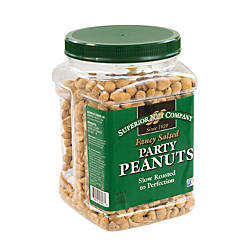Superior Nut Nuts Fancy Salted Party
