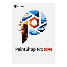 Corel Paint Shop Pro 2020 Traditional
