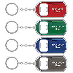 3 In 1 Laser Key Chain