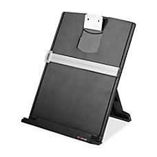 3M Desktop Document Holders 18 blacksilver