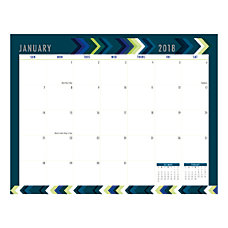 Office Depot Brand Bold Arrow Monthly