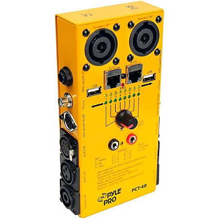 Pyle PCT40 Cable Aanalyzer