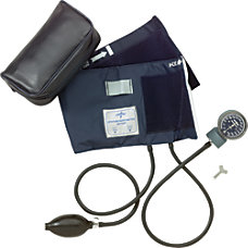Medline Handheld Aneroid Child Black