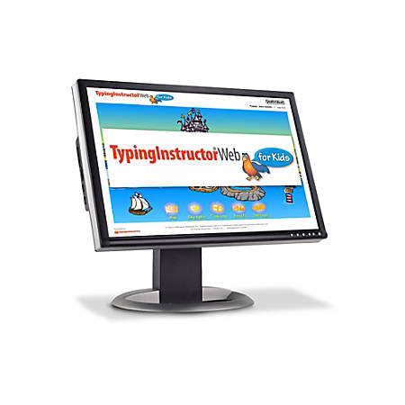 Typing Instructor Web for Kids - Quarterly Subscription, Download Version