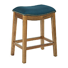 Ave Six Austin Counter Stool Klein