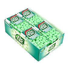 Tic Tac Hard Candy Singles Wintergreen