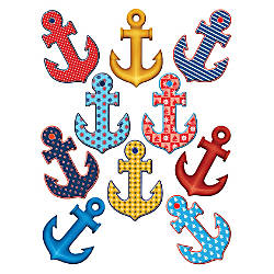 Teacher Created Resources Decorative Accents Anchors