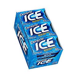 Dentyne Ice Peppermint Sugar Free Gum