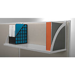 basyx by HON Partition Mounted Shelf