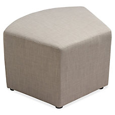 Lorell Collaborative Seating Quad Chair Fabric