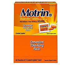 IB Motrin Pain Reliever 2 Per