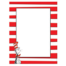 Eureka Dr Seuss The Cat In