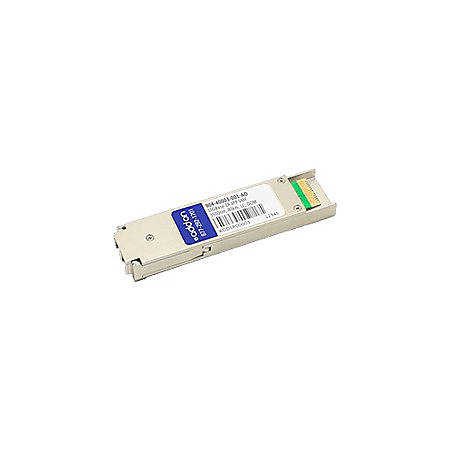 AddOn SafeNet 904-40003-001 Compatible TAA Compliant 10GBase-ZR XFP Transceiver (SMF, 1550nm, 80km, LC, DOM)