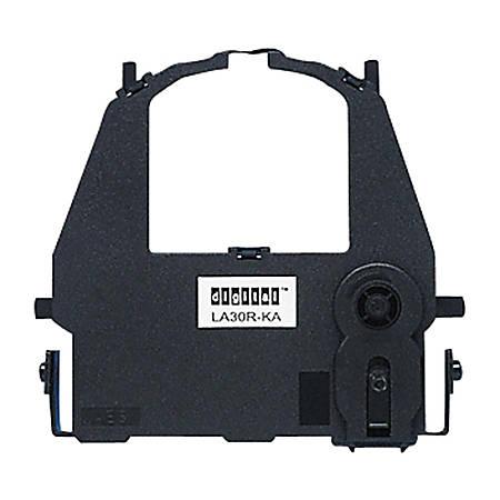 DEC Ribbon Cartridge - Dot Matrix - 2000000 - Black - 1 Each