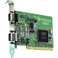 Brainboxes UC 357 2 port Universal