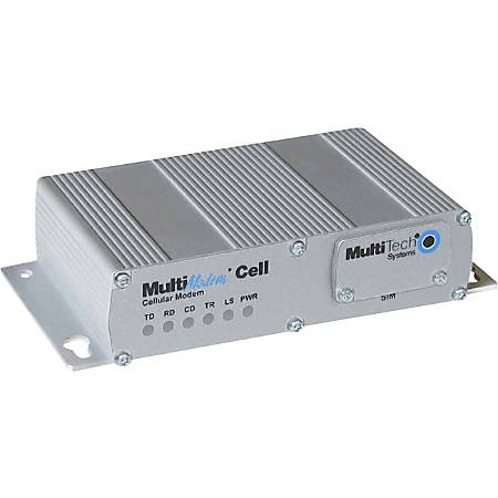 Multi-Tech HSPA+ Cellular Modem with Serial Connector