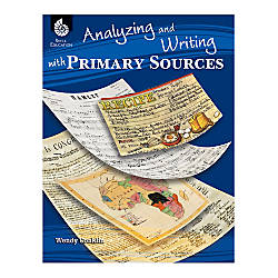 Shell Education Analyzing And Writing With