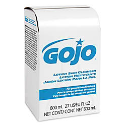 GOJO Lotion Skin Cleanser Refill Floral