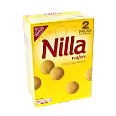 Nabisco Nilla Wafers 2 Lb Box