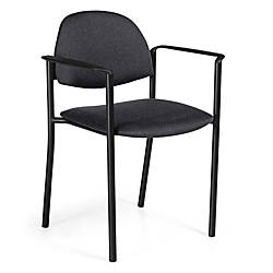 Global Comet Stacking Chairs With Arms