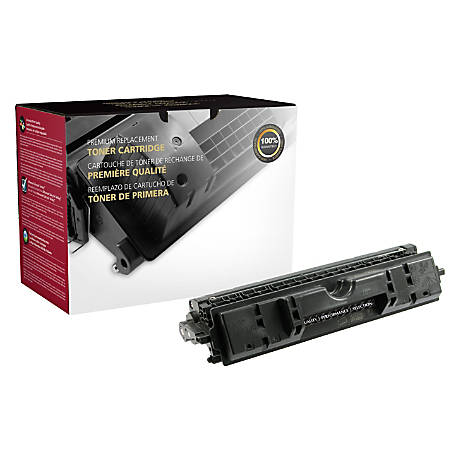 Clover Technologies Group™ 200622P (HP 126A / CE314A) Remanufactured Black Toner Cartridge