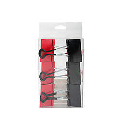 Office Depot Brand Binder Clips Large