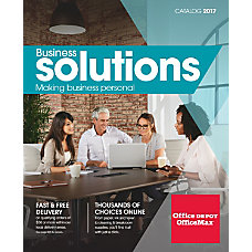 Office Depot OfficeMax Business Solutions Division