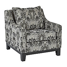 Ave Six Regent Chair Arizona OnyxBlack