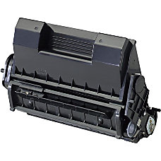 OKI Black original toner cartridge for