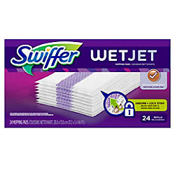 Swiffer WetJet System Refill Cloths 14