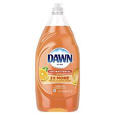 Dawn Ultra Dish Soap Antibacterial Orange