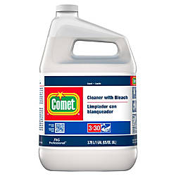 Comet With Bleach Refill 1 Gallon