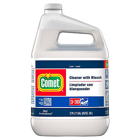 Comet® With Bleach Refill, 1 Gallon
