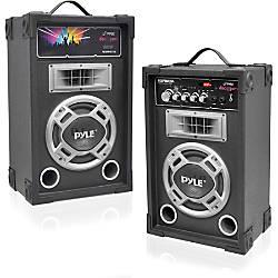 Pyle PSUFM835A 20 Speaker System 400