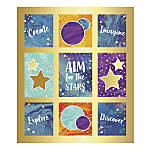 Carson Dellosa Education Galaxy Prize Pack Stickers, Pack of 216 Stickers