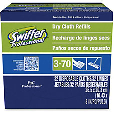 Swiffer Sweeper Dry Cloth Refills 10