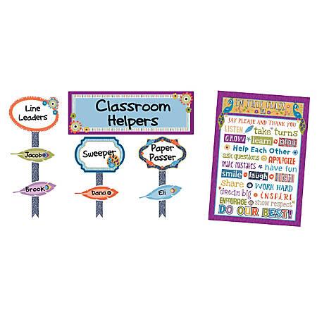 Carson-Dellosa You-Nique Classroom Management Bulletin Board Set, Multicolor, Grades K-5