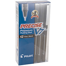 Pilot Precise V7 Rollerball Pens Fine