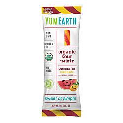 Yummy Earth Watermelon Lemonade Organic Sour