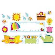 Carson Dellosa Spring Mini Bulletin Board