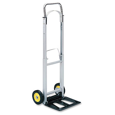 Safco® Hide-A-Way Hand Truck, 250 Lb. Capacity