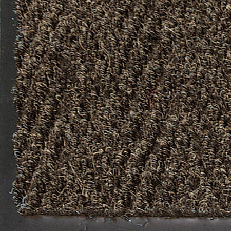 The Andersen Company Victory Floor Mat, 2' x 3', Brown