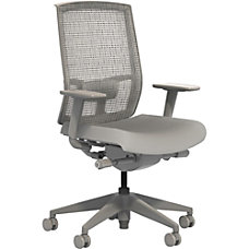 Safco Gist Mesh Task Chair Gray