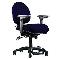 Neutral Posture 5500 Mid Back Fabric